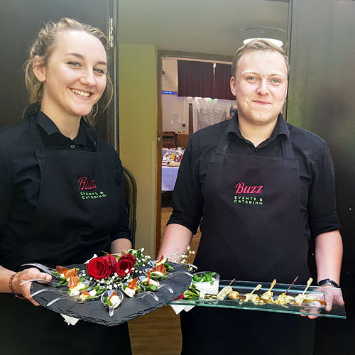 Food Catering Team