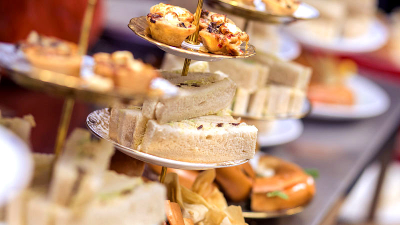 Afternoon Tea Menu Catering