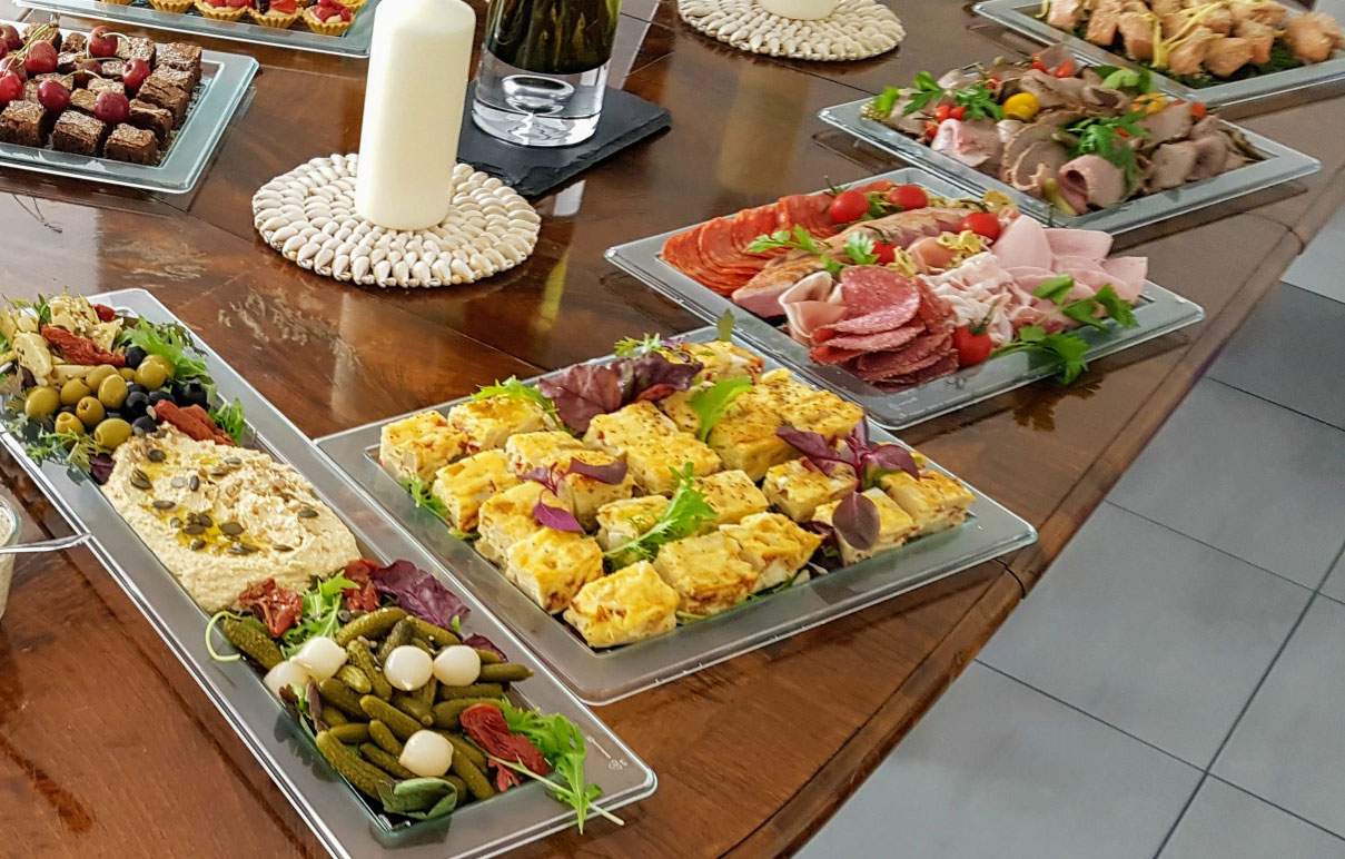 Buffet Delivery and Sandwich Delivery Food Catering