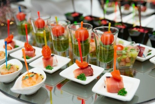 corporate catering hospitality