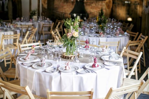 Country Weddings in Sussex Catering and Food
