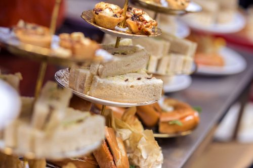 Food Catering Afternoon Tea