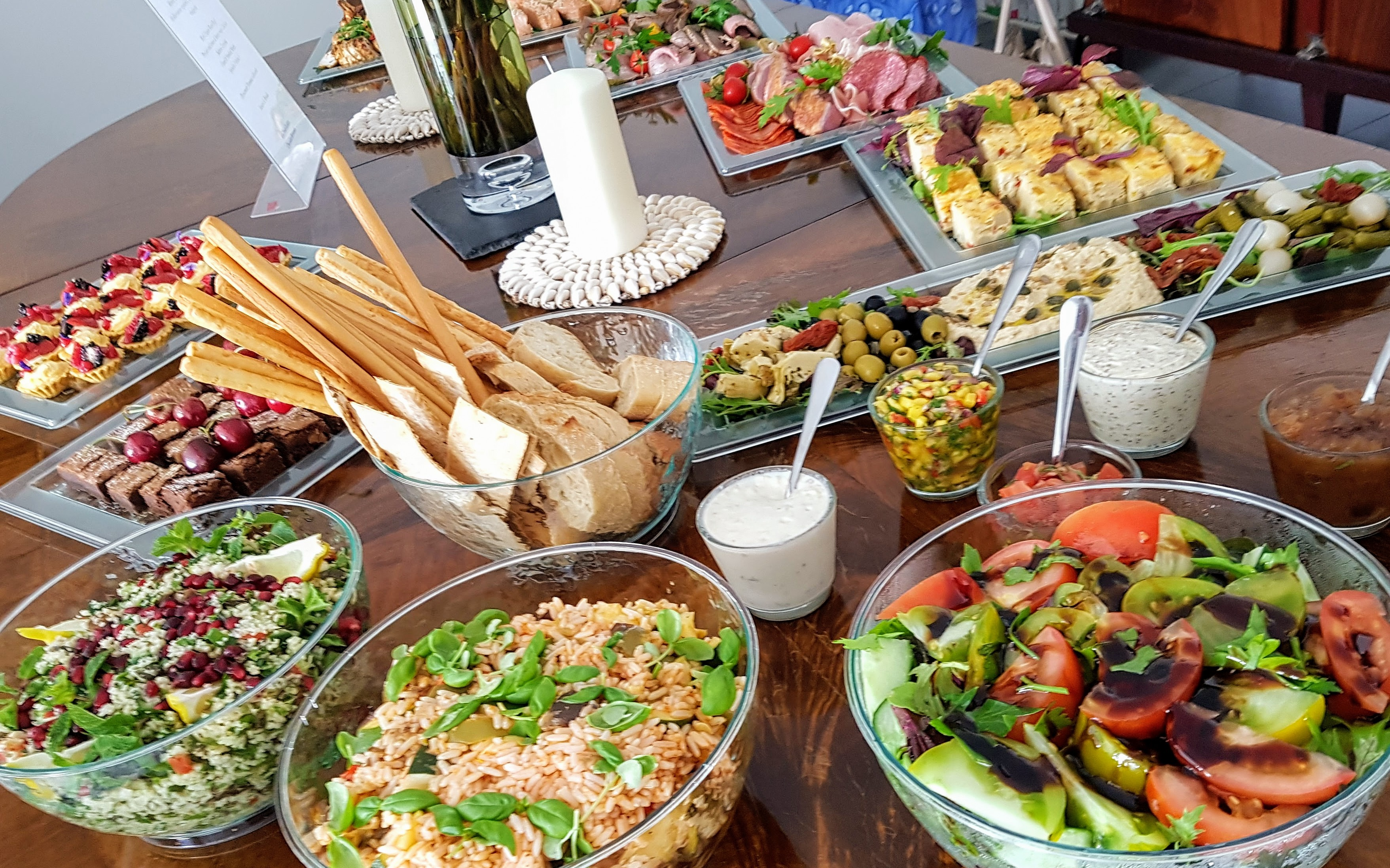 Food Catering Buffets