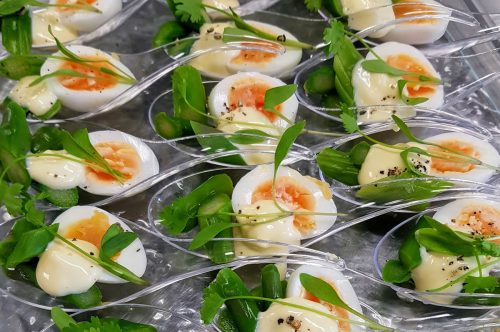 Food Catering Canapes