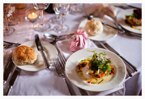 Food Catering and Wedding Menus