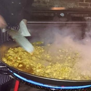 Street Food Menus for Events and Weddings