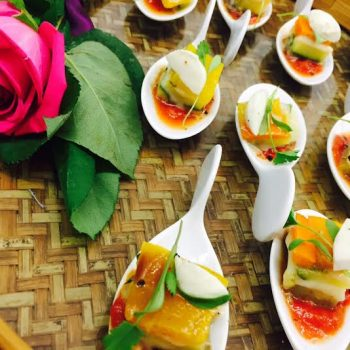 Wedding Caterer Canapes Food Catering