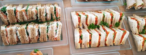 Corporate Catering Food Services