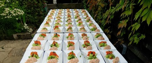 event caterer Brighton